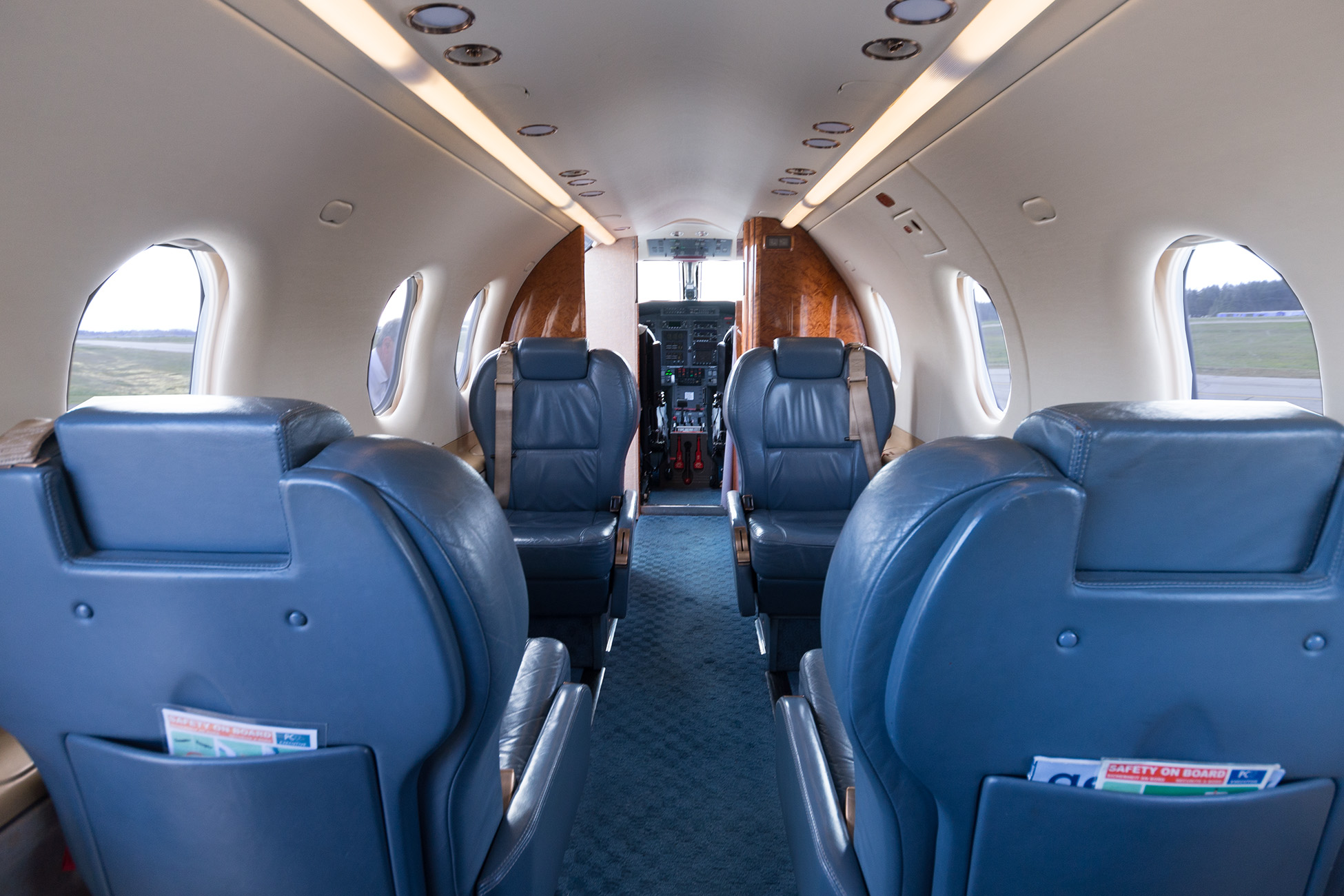 Your Chartered Pilatus Pc 12 Seattle Aircraft Charter
